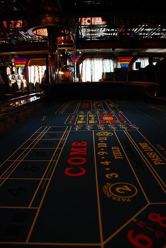 Рулетка в виртуальном казино
